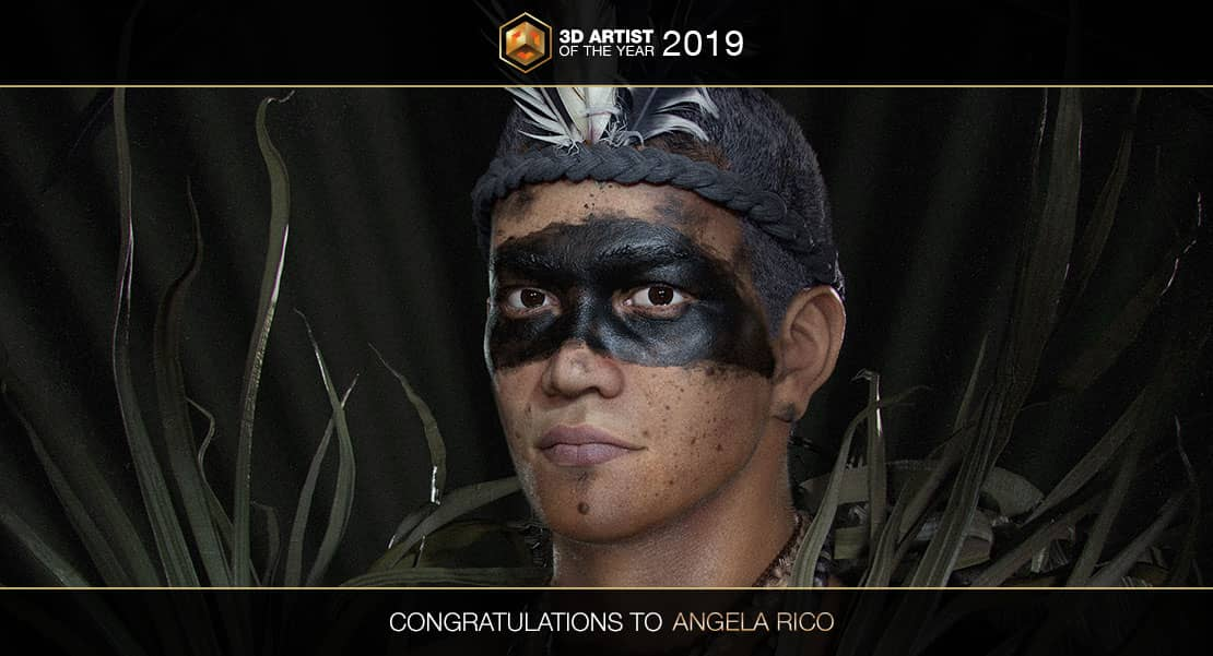 3D Artist of the Year 2019